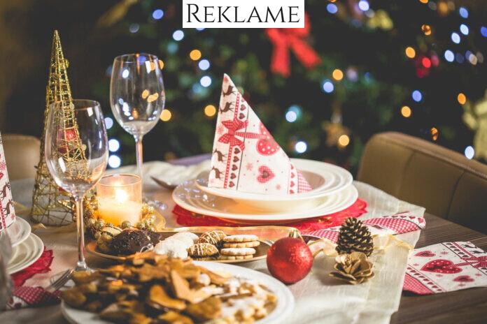 Jule og nytårsmiddagen